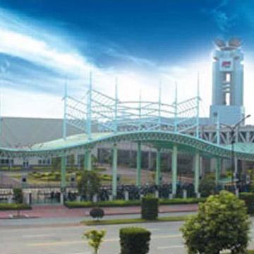 梁山(韩垓)玻璃产业园