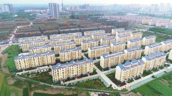 兖州区城市棚户区华浩花园小区千亿国际开户