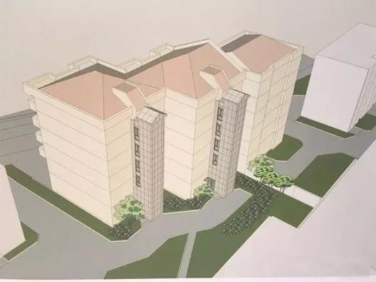 城建学院教工宿舍2号楼2单元既有住宅加装电梯千赢手机app下载官网