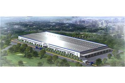 徐州豫鑫机械厂房建设