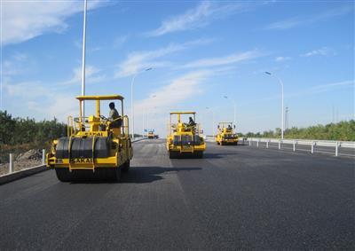南通高新区道路施工