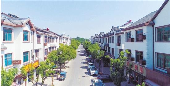 日照五莲县美丽乡村规划建设