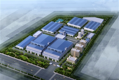 莒县天达科技公司厂房千赢千亿