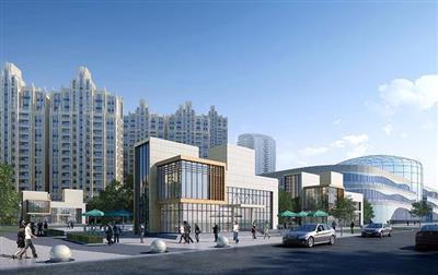 鄄城县第一初级中学综合楼千亿国际开户