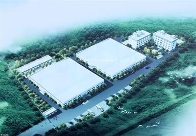 济宁唐口工业园综合车间仓库千亿国际开户