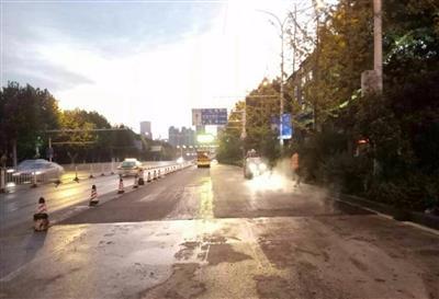 天津示范镇商业街路面维修千赢手机app下载官网