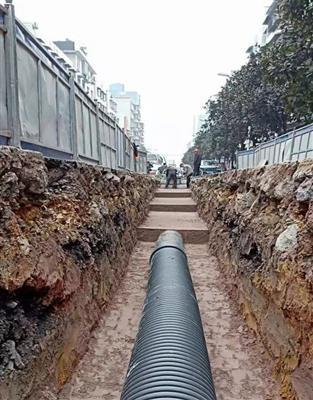 巨野县田桥镇下水道改造千亿国际开户