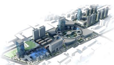 兖州永丰国际汽博城建设千赢千亿