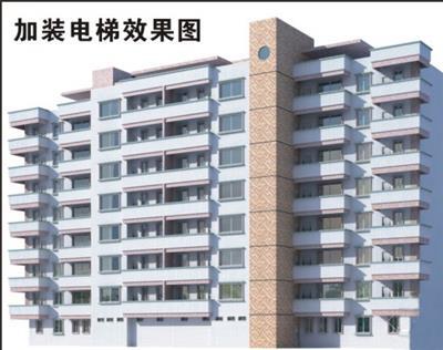 济南日报社宿舍楼